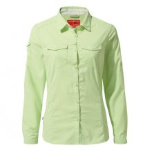 Nosilife Adventure II Long Sleeved, soft pistachio, L